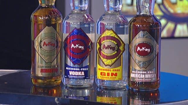 New liquor with a twist