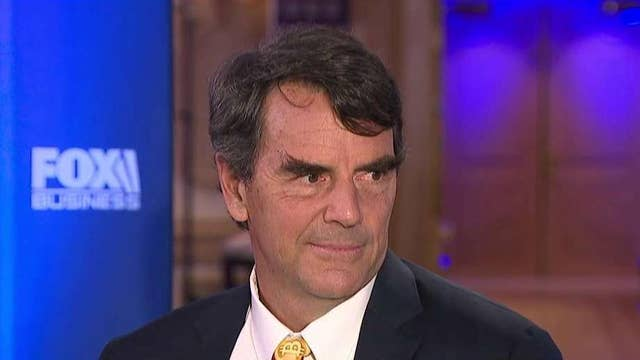 China is just trying to flex its muscles to the US: Tim Draper