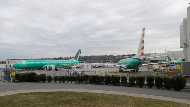 Boeing reportedly knew of 737 Max 8 alert problem