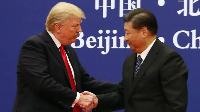 Trump willing to walk away from potentially bad China trade deal?
