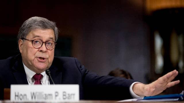 AG Barr defends handling of Mueller report in Senate hearing
