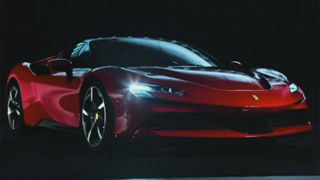 Ferrari introduces its first hybrid; Abercrombie & Fitch bets smaller is better thumbnail