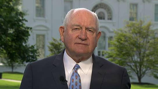 China is going to pay for this $16B through tariffs: Sonny Perdue