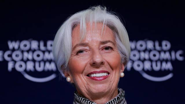 IMF's Lagarde on how to fix capitalism