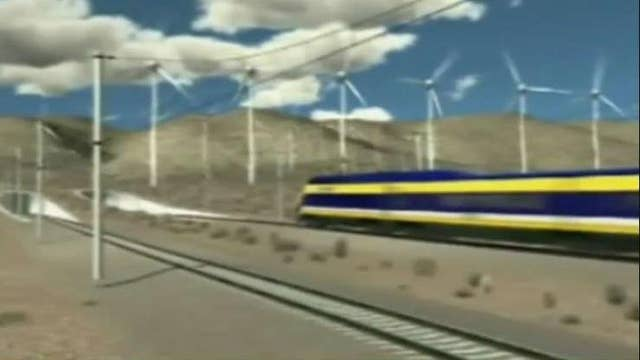 California high-speed rail project skyrockets over budget
