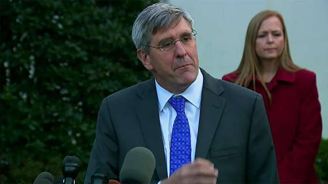 Stephen Moore on withdrawing from Fed board process: Left couldn't beat me on my economic ideas