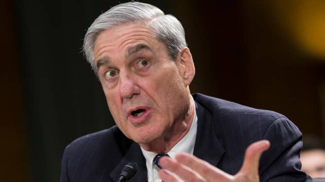 The political fallout from the Mueller report