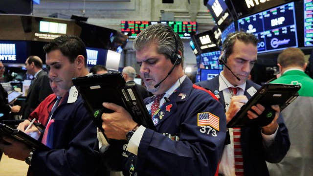 China trade tensions weighing on earnings expectations?