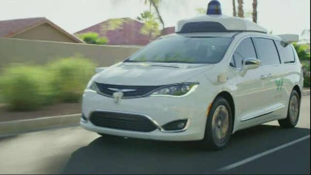 What competition for self-driving vehicle technology