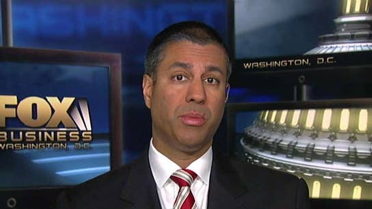 FCC Chairman on blocking China Mobile from the US market