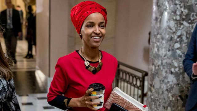 Rep. Ilhan Omar is on the wrong side of history: Rep. Watkins