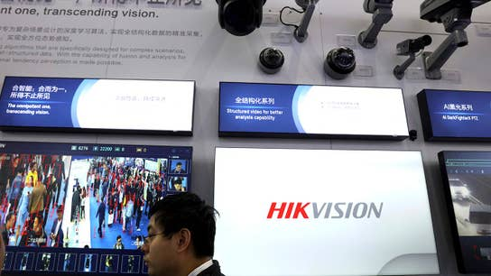 US may blacklist Chinese surveillance firm Hikvision: Report