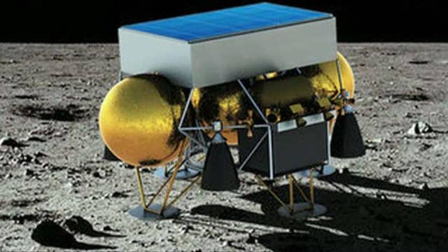 NASA chooses 11 companies to compete to develop a lunar lander