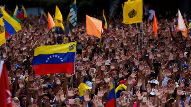 Sen. Scott: Genocide in Venezuela