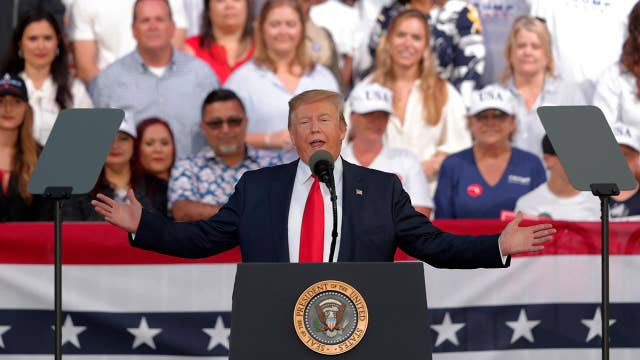 Trump's economy will be hard to beat in 2020: Turning Point USA founder