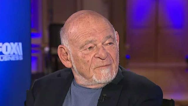 Sam Zell: The real estate industry has slowed down quite a bit