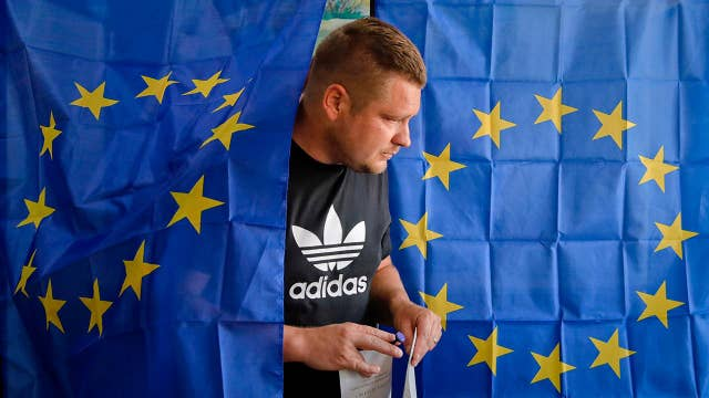 European Union elections: Major wins for far-right and far-left parties