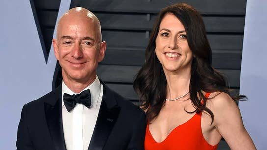 MacKenzie Bezos unveils plans for her half of the Amazon fortune; Boeing 737 Max may be grounded for two more months