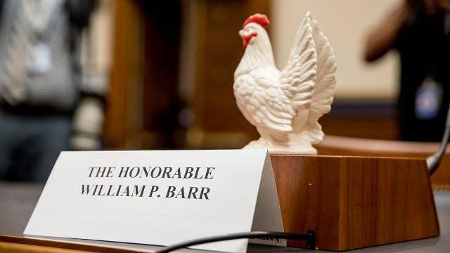 Trish Regan: Democrats' chicken stunts are beneath dignity of Congress