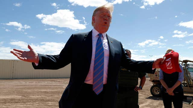 NYT editorial board urges Congress to 'give Trump his border money'