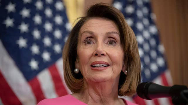 How Pelosi saved the markets