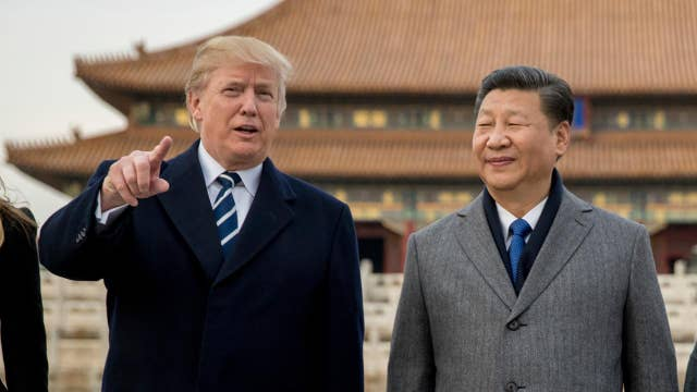 US has the economic upper hand in China trade talks?