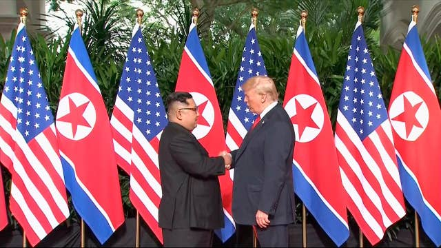 Sen. John Hoeven on North Korea: Our sanctions are having an effect