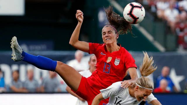 US National Team the lead contender in the Women's World Cup?