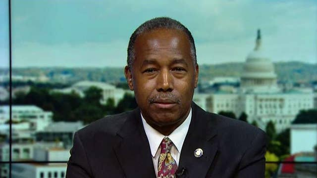 Ben Carson defends plan to remove illegal immigrants from public housing