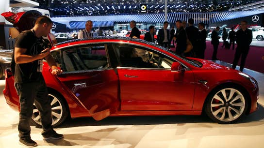 Tesla loosing 'cool' factor as electric-vehicle competition heats up?