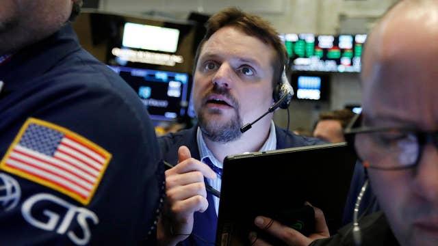 Markets soar on April jobs report