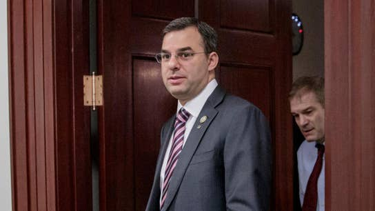 Justin Amash is in 'deep yogurt' with the president: Kennedy