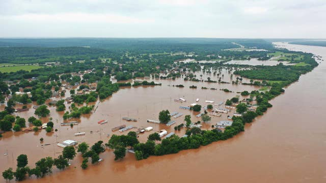 Oklahoma Governor: Eastern part of the state we have historic floods