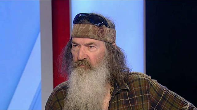 Trump is a work in progress: Duck Dynasty's Phil Robertson