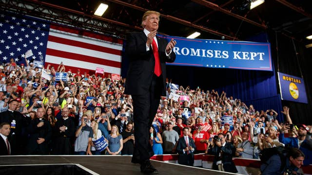 Linda McMahon on Trump 2020 fundraising efforts
