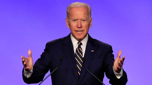 Can Biden connect with 2020 Democratic voters?