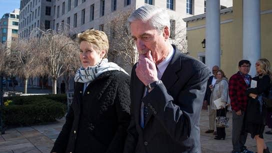 DOJ investigates conduct of Mueller investigators
