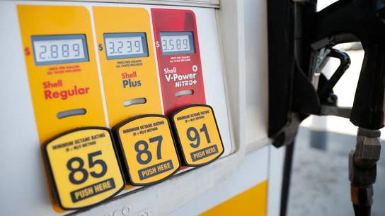 Gas prices up ahead of busy Memorial Day travel weekend