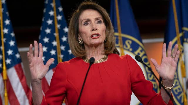 Nancy Pelosi says it's an 'impeachable offense' that the White House is ignoring subpoenas