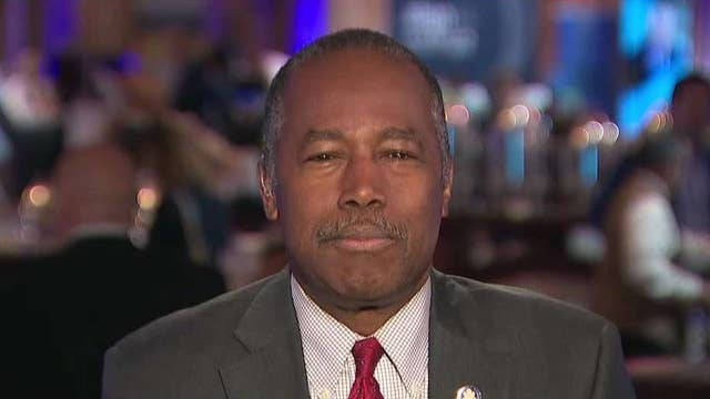 Ben Carson on HUD's efforts to block illegal immigrants from public housing