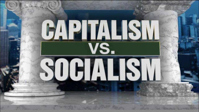 FOX Business' capitalism vs. socialism town hall event part 1