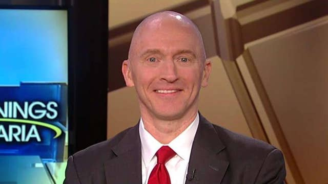 Carter Page on Russia collusion allegations: Not once did anyone ask me to do anything illicit, illegal, unethical