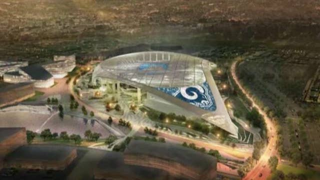 NFL in talks with SoFi for naming rights to new LA stadium: Gasparino