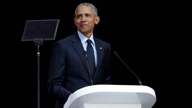 2020 Democrats give credit to Obama for strong US economy