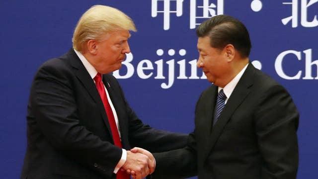 US-China trade turmoil