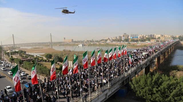 Mounting tensions between US, Iran