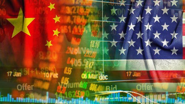 Investors fear US-China trade spat will hurt corporate profits