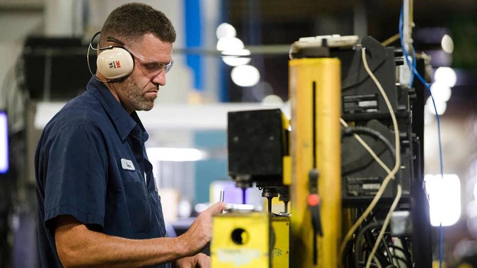 US economy added 263K jobs in April