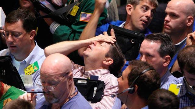Stocks drop across globe as Trump threatens bigger China tariffs