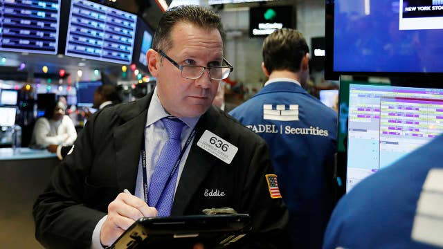 Stocks fall amid trade tensions, political conflicts